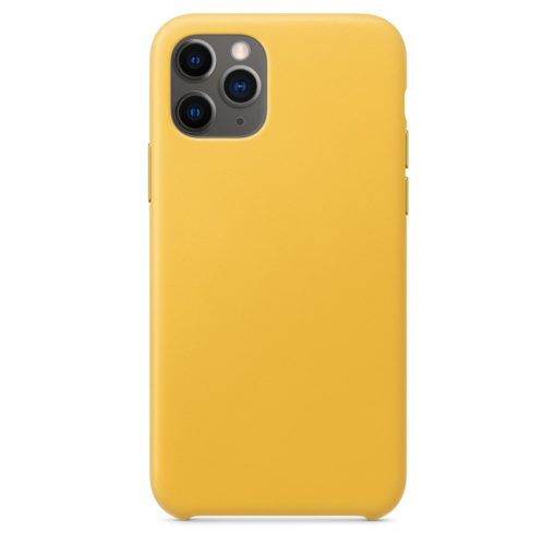 iPhone 11 Pro yellow